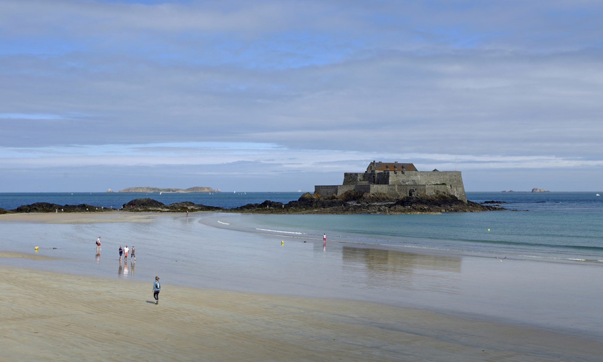 Furnished rentals in Saint-Malo